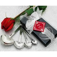 """Quality """"Love Beyond Measure"""" Heart Measuring Spoons with Free Personalized Tag[Item# KP13001NA] for sale"""
