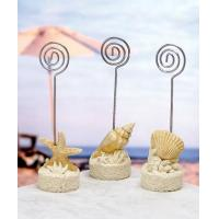 Quality Beach Themed Placecard Holders[Item# FC5340] for sale