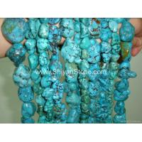 China Turquoise nugget beads(YD005) on sale