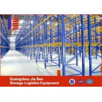 Quality Adjustable Heavy Duty Storage Racks , Multi-level Warehouse Pallet System for sale