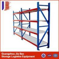 Quality Steel Heavy Duty Storage Racks , Metal Warehouse Heavy Duty Pallet Shelf for sale