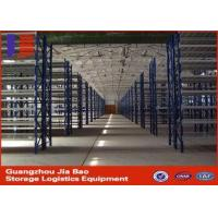 High Performance Heavy Duty Metal Storage Shelves Multi - Tier Racking System