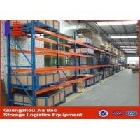 Best Multilayer Steel Heavy Duty Storage Warehouse Storage Rack With Double C Beam wholesale