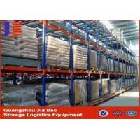 Quality Commercial Vertical Pallet Heavy Duty Storage Racks For Warehouse / Supermarket for sale