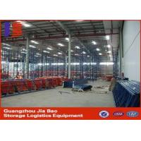 Quality Industrial Warehouse Heavy Duty Adjustable Shelving Pallet Rack System for sale