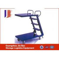 Best Adjustable Safety Steel Foot Welded Truck Step Ladder With Power Coating wholesale