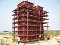 Buy Steel template factory 22 Piers formwork at wholesale prices