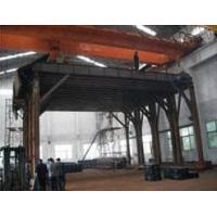 Quality Crossing existing railway steel trolley bearing test for sale