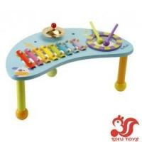 Quality Musical toys French small musician game table Model No.: sy201207008 for sale