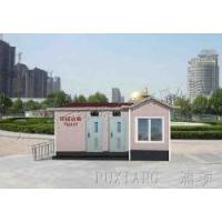 Mobile public toilets with disabilities