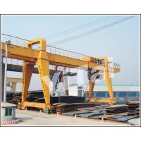 Quality Double girder with trolley for sale