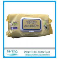 Buy cheap best selling baby products bamboo baby wipes from wholesalers
