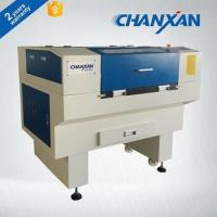 Buy cheap 60W 80w fabric laser wood carving crafts / mobile phone shell laser engraving machine from wholesalers