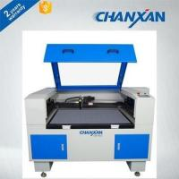 Buy cheap CW-9060S laser cutting maching with camera high quality from Chanxan best supplier in China from wholesalers