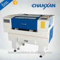 Buy cheap 0086 15850106700 high quality CO2 laser engraving machine with camera system from wholesalers