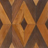 Buy cheap Art Parquetry mosaic wood flooring from wholesalers
