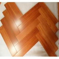 Quality Hardwood Flooring Supplier Parquet Flooring Kempas for sale
