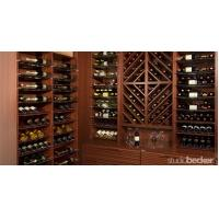 Quality Wine Cellar Mahogany for sale