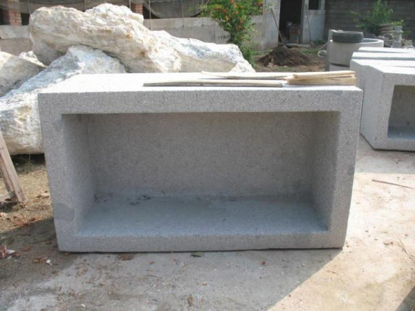 Buy Stone carving BASIN-04 at wholesale prices