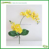 China artificial orchid flower wedding flowers arrangement for sale on sale