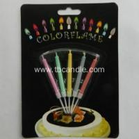 Best Magic Colored Flame Birthday Cake Candle wholesale