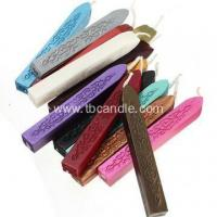 Buy cheap Traditional Seal Wax Sticks With Wick from wholesalers