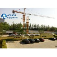 Buy cheap QTZ-80 TC5612 Fixed Topkit Tower Crane Remote Control For Construction Building from wholesalers