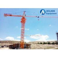 Buy cheap Professional Construction Lift Equipment External Climbing Tower Crane from wholesalers