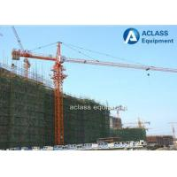 Buy cheap 4 Ton Topkit Tower Crane 42m Jib Construction Lifting Heavy Equipment from wholesalers