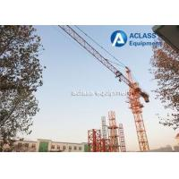 Buy cheap 65m Jib Top Kit Tower Crane QTZ6515 Heavy Equipment Mobile External Climbing from wholesalers
