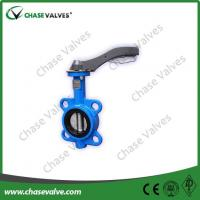 Quality lugged type butterfly valve Class 125 Lug Type Concentric Butterfly Valve for sale