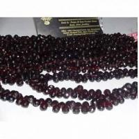 China Garnet Dark Cut Drops Product Code: 502 Availability: In Stock on sale