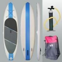 Quality Fashion design drop stitch inflatable paddle board for sale
