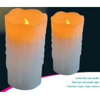 Best ITEM:12366 real wax led candle light wholesale