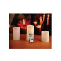Buy cheap ITEM:12377 FLAMELESS LED CANDLE SET from wholesalers