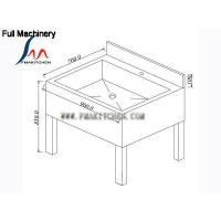 Best SS fabrication Wash pot sink wholesale