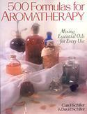 Quality Books 500 Formulas for Aromatherapy for sale