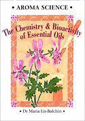 Quality Books Aroma Science - The Chemistry & Bioactivity of Essential Oils for sale