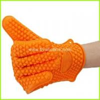 Quality Multi-fuction Kitchen Silicone Glove Oven Mitts FYD-4707 for sale