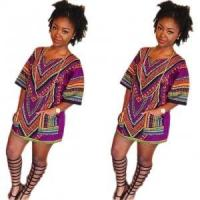 Quality Enthic Vintage Dashiki Shirts with Pockets 21391 for sale