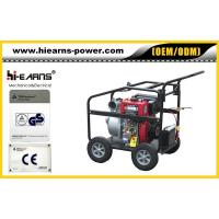Quality Portable 4-stroke air-cooled diesel water pump for sale