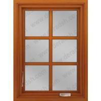 Quality Aluminum Window and Door American Style Windows for sale