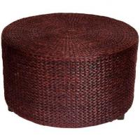 Best Rush Grass Coffee Table/Ottoman wholesale