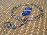 China Smooth Chrome Plated Cane Corso Fur Saver with Large Links on sale