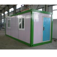 China Container Houses Prefab Home Container on sale