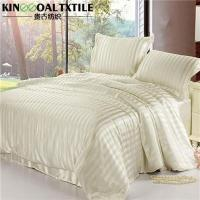 China Silk Bedding Silk Bed Sheets&Silk Sheets Set on sale