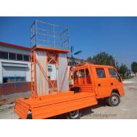 Product show The vehicle-mounted aluminum alloy lift