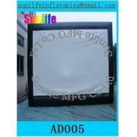 Buy cheap inflatable air constant movie projector screen AD005 from wholesalers
