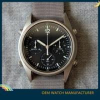 Quality small seconds horloge watches free sample promotional items for sale
