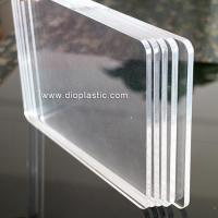 Quality acrylic sheet clear 4x8 acrylic sheet for sale